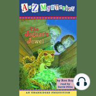 A to Z Mysteries, Book 10: The Jaguar's Jewel