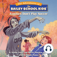 Zombie Don't Play Soccer