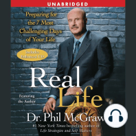 Real Life: Preparing for the 7 Most Challenging Days of Your Life