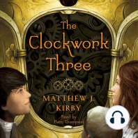 The Clockwork Three