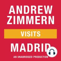 Andrew Zimmern visits Madrid