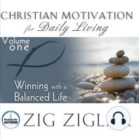 Winning with a Balanced Life