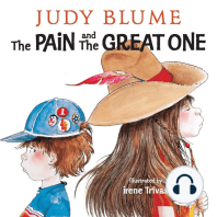 Judy Blume's Pain and the Great One