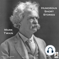 The Humorous Short Stories of Mark Twain