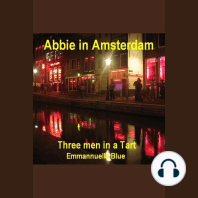 Abbie in Amsterdam