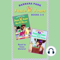 Junie B. Jones: Books 3-4: Junie B. Jones #3 and #4