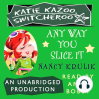 Katie Kazoo, Switcheroo #9