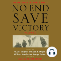 No End Save Victory Volume 2