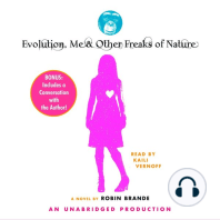 Evolution, Me & Other Freaks of Nature