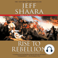 Rise to Rebellion: A Novel of the Revolution