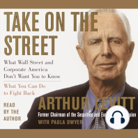 Take on the Street: What Wall Street and Corporate America Don't Want You to Know and How You Can Fight Back