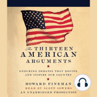 The Thirteen American Arguments