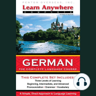 German: The Complete Language Course