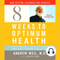 8 Weeks to Optimum Health