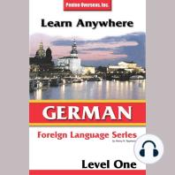 German Level 1