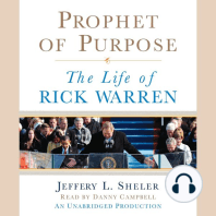 Prophet of Purpose