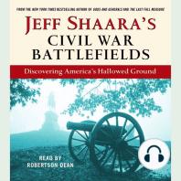 Jeff Shaara's Civil War Battlefields
