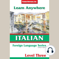 Italian Level 3