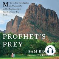 Prophet's Prey