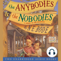 The Anybodies & The Nobodies