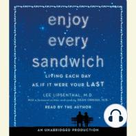 Enjoy Every Sandwich