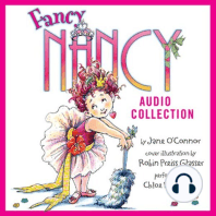 The Fancy Nancy Audio Collection