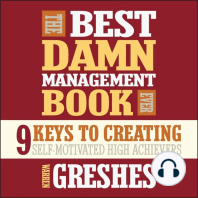 The Best Damn Management Book Ever