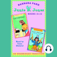 Junie B. Jones, Books 21-22
