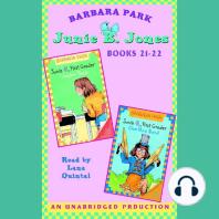 Junie B. Jones, Books 21-22