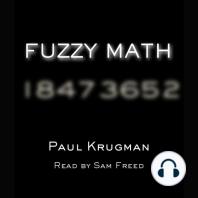 Fuzzy Math