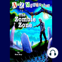 A to Z Mysteries, Book 26: The Zombie Zone