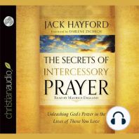 The Secrets of Intercessory Prayer