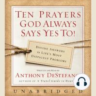 Ten Prayers God Always Says Yes To UNA
