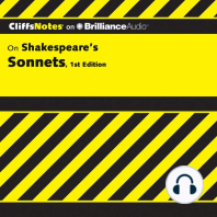 Shakespeare's Sonnets, 1st Edition