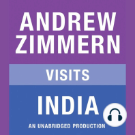 Andrew Zimmern visits India