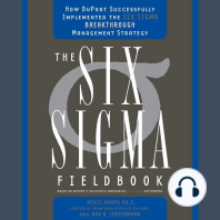 Six Sigma: The Breakthrough Management Strategy Revolutionizing the World's Top Corporation
