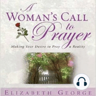 A Woman's Call to Prayer