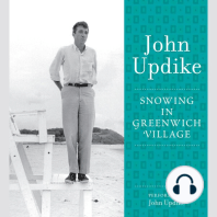 Snowing in Greenwich Village: A Selection from the John Updike Audio Collection