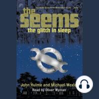 The Glitch in Sleep