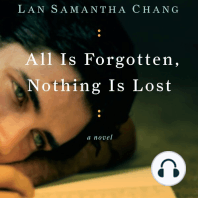 All Is Forgotten, Nothing Is Lost