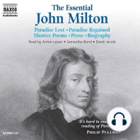 The Essential John Milton