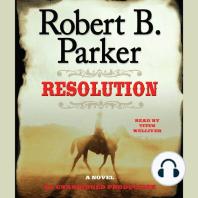 Resolution: A Novel