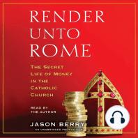 Render Unto Rome