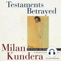 Testaments Betrayed