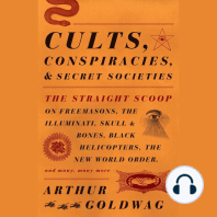 Cults, Conspiracies, and Secret Societies