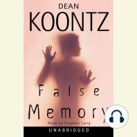 False Memory