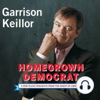 Homegrown Democrat