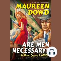 Are Men Necessary?