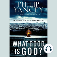 What Good Is God?