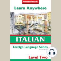 Italian Level 2